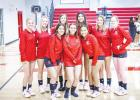 Pictured are the Lady Cubs Varsity Squad