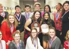 Local high schools dominate One Act Play competitions