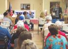 Young County Republicans discuss the need to vote
