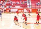 Olney ISD's Volleyball program