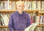 Clifton Key Retires from Olney Community Library Board after 38 years