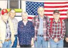 Olney Senior Cub Center celebrates Vets