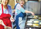 Sr. Cub Center Grateful for Support @ Pancake Breakfast, Oct. 16