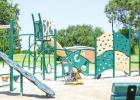 Park renovations near completion